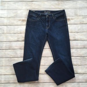 DL1961 boot cut stretch jeans, size 29